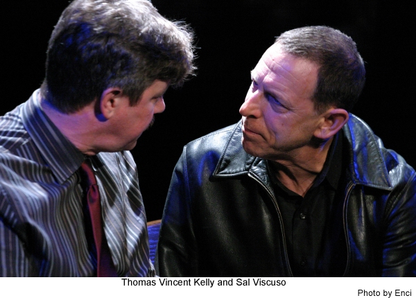 BWW Reviews: A STEADY RAIN Examines the Special Bonds of Male Friendship