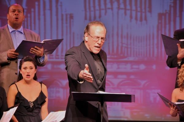 Wayne Pretlow, Diane Phelan and Mark Jacoby