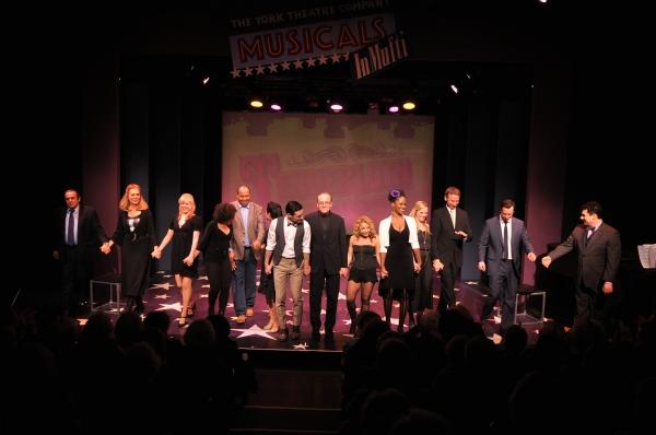 Photo Coverage: York Theatre's TENDERLOIN Celebrates Opening Night