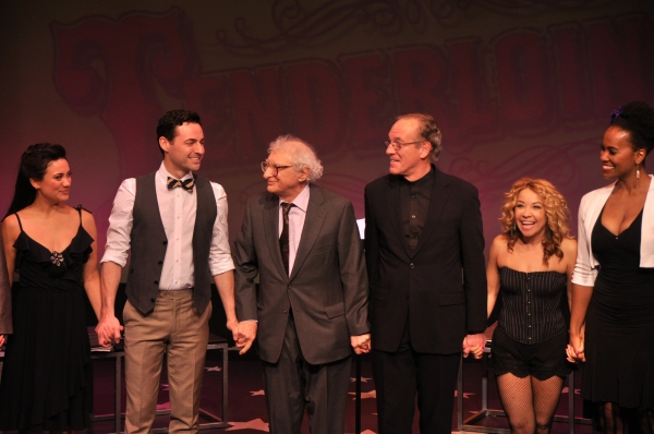 Photo Coverage: York Theatre's TENDERLOIN Celebrates Opening Night