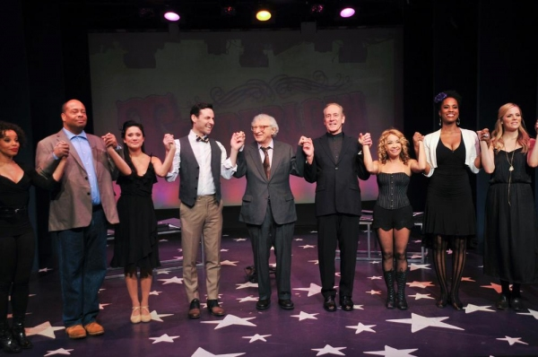 Photo Flash: First Look at York Theatre's TENDERLOIN - Max von Essen, Zakiya Young and More!