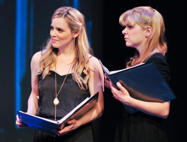 Katie Rose Clarke and Jillian Lewis