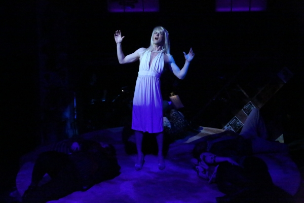 Photo Flash: First Look at New Line Theatre's RENT