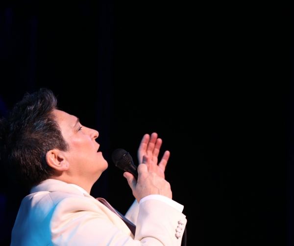 Photo Coverage: k.d. lang Performs 'Hallelujah' in AFTER MIDNIGHT