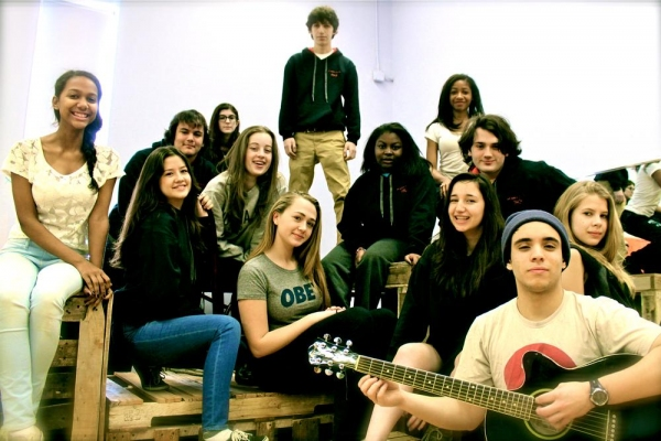 Photos: In Rehearsal with HT Musical Theatre's SPRING AWAKENING, Beg. Tonight
