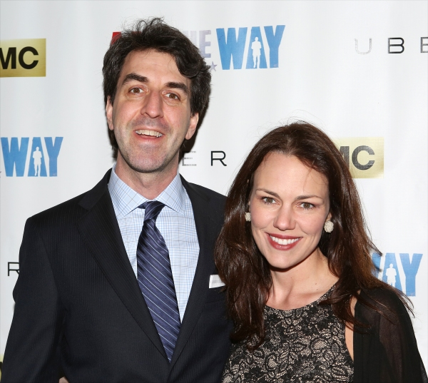 Photo Coverage: ALL THE WAY's Opening Night Red Carpet with Diane Paulus, Chris O'Dowd, Tracy Letts & More