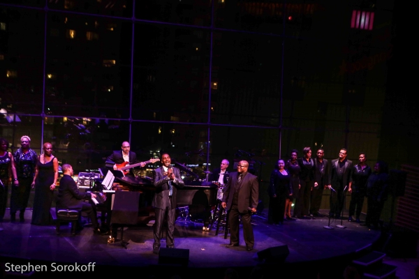Photo Coverage: Norm Lewis Performs at Lincoln Center's  American Songbook Series