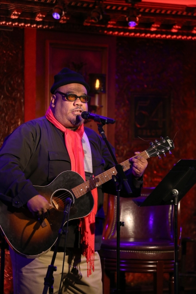 Photo Coverage: Tony Winner Stew Previews 'NEW STEW REVIEW' at 54 Below