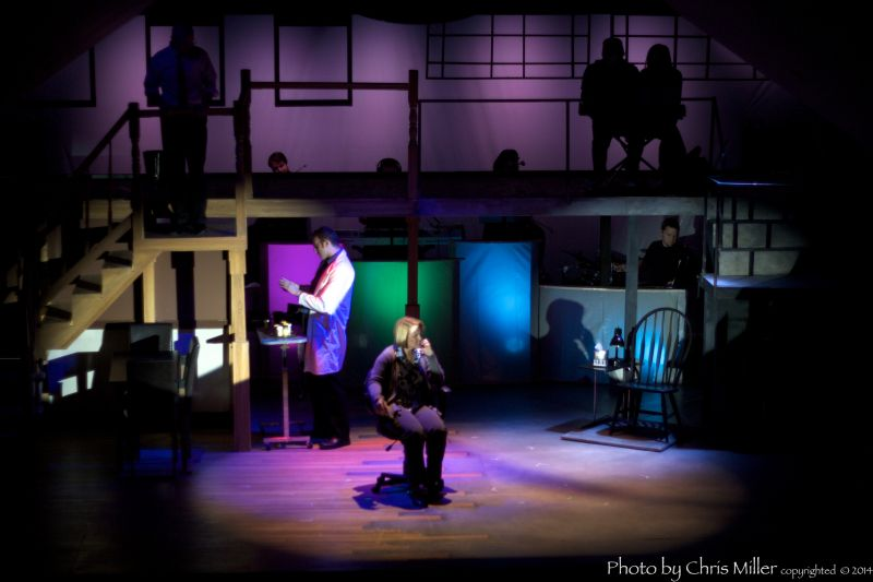 BWW Reviews: Eagle Theater's NEXT TO NORMAL - Not 'Just Another Day'
