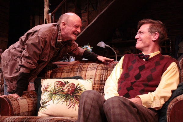 Photo Flash: First Look - Hampton Theatre Company's THE FOREIGNER, Opening 3/13