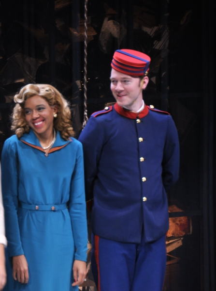 Photo Coverage: Inside Opening Night of Pearl Theatre Company's NO EXIT