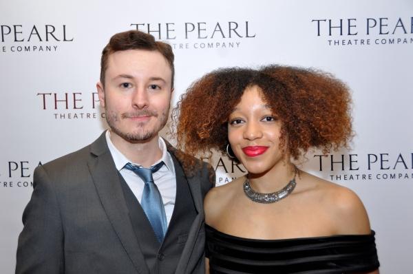 Sam Parrott and Amber Williams Photo