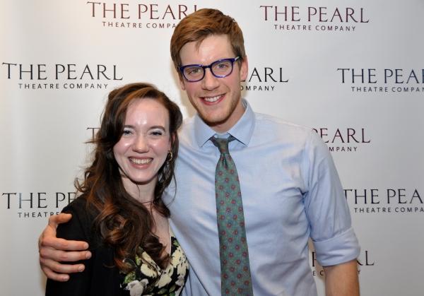 Amelia Pedlow and Zachary Spicer Photo