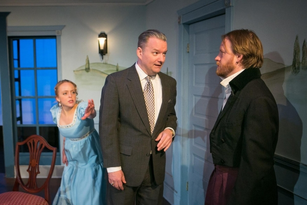 Photo Flash: Deep Dish Theater's ARCADIA, Now Playing Through 3/22