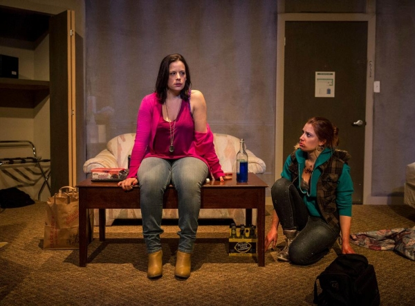 Photo Flash: Step Up Productions' DARLIN', Now Playing Through 4/13