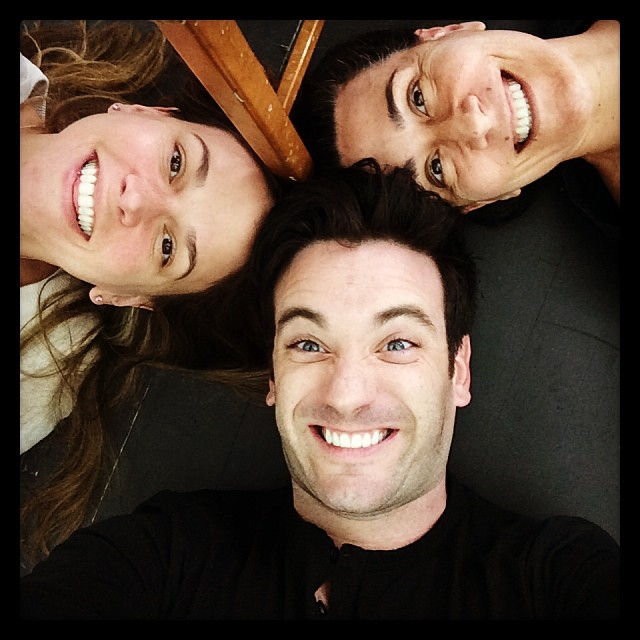 Behind The Scenes Of VIOLET Rehearsals With Sutton Foster & Colin Donnell