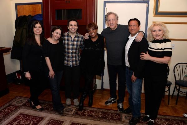Dayle Reyfel, Rachel Dratch, Mario Cantone, Sherri Shepherd, Alan Zweibel, Eugene Pac Photo