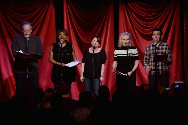 Photo Flash: Debbie Harry, Mario Cantone, Rachel Dratch and More in CELEBRITY AUTOBIOGRAPHY