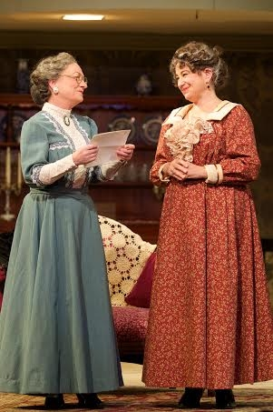 Jane Ridley and Mary Martello Photo