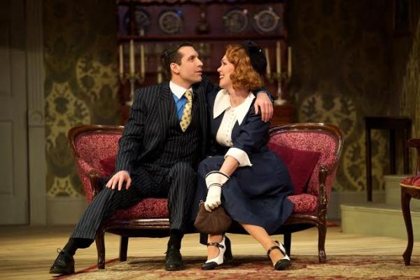 Damon Bonetti and Jennie Eisenhower
