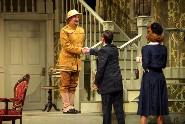 Photo Flash: First Look at Walnut Street Theatre's ARSENIC AND OLD LACE