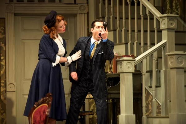 Photo Flash: Walnut Street Theatre's ARSENIC AND OLD LACE Opens Tonight