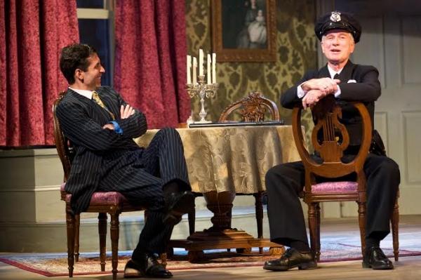 Damon Bonetti and John-Charles Kelly