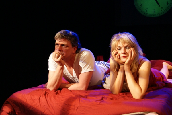 Photo Flash: First Look at Ambassador Theatre's HAPPILY EVER AFTER, Beg. Tonight