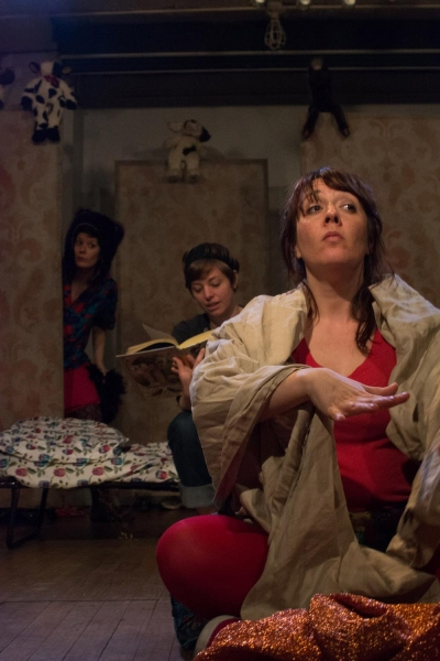 Photo Flash: First Look - Strawdog Theatre's BEST BELOVED: THE JUST SO STORIES Opens Tonight