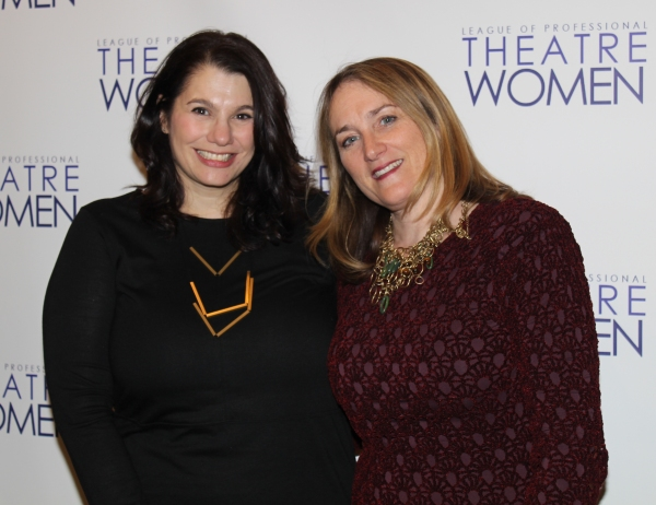 Susan Bernfield and Julie Kramer