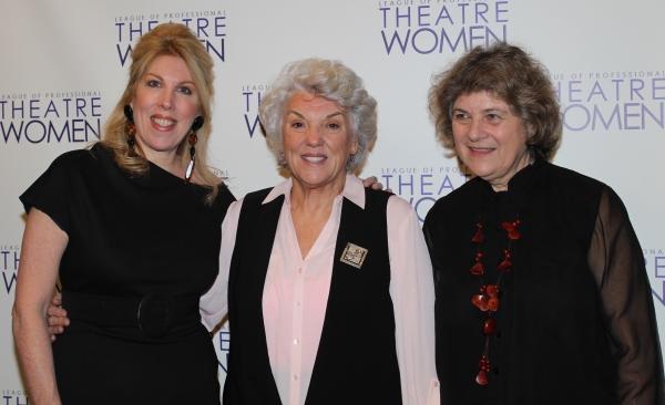 Lorca Peress, Tyne Daly and Maxine Kern