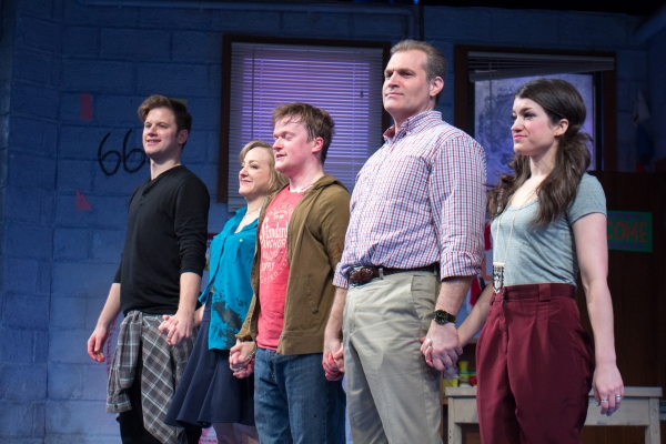 Photo Coverage: Inside Opening Night of MCC's HAND TO GOD!