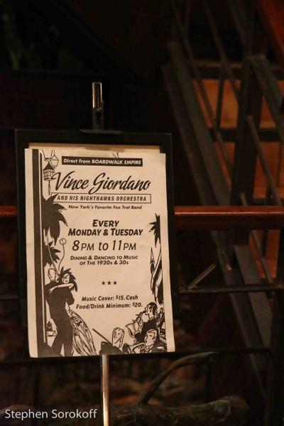 Photo Coverage: Vince Giordano & the Nighthawks Play the Iguana