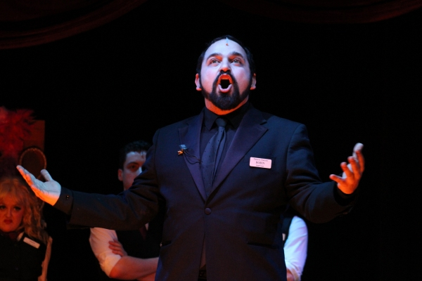 Photo Flash: First Look at USHERS: THE FRONT OF HOUSE MUSICAL, Now Playing at Charing Cross Theatre
