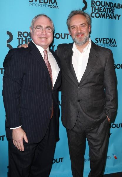 Todd Haimes and Sam Mendes