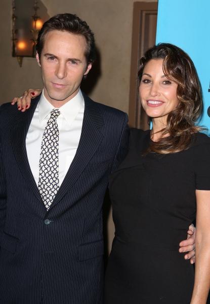 Alessandro Nivola and Gina Gershon
