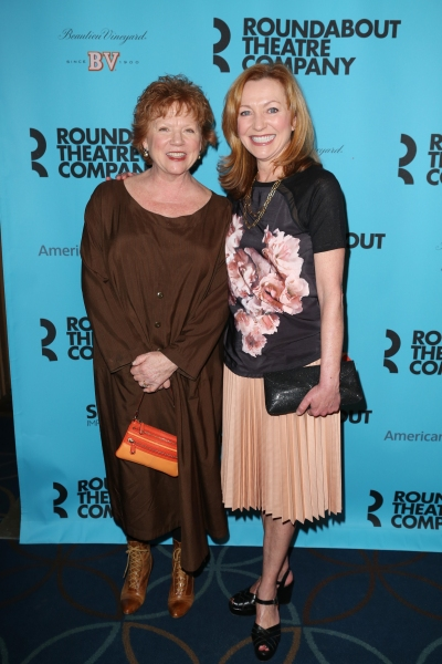 Becky Ann Baker and Julie White
