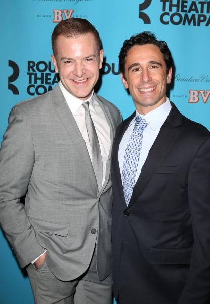 Colin Hanlon and Christopher Galletti
