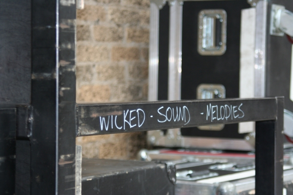 WICKED Load in at the Majestic in San Antonio, Texas