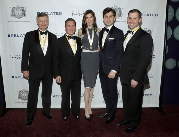 Photos: Neil Patrick Harris & More Honor David Heyman with Hasty Pudding's Order of the Golden Sphinx