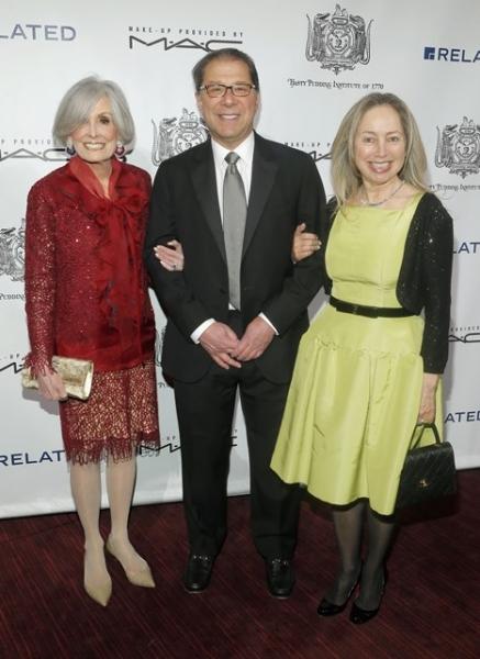Susan Merinoff, Andrew Crisses, Abby Crisses Photo