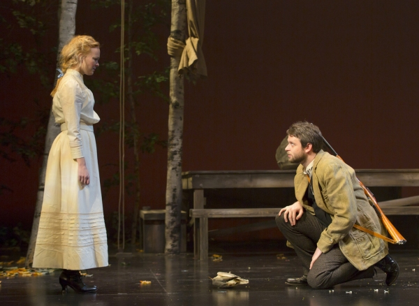 Photo Flash: First Look at Kate Burton & More in Huntington's THE SEAGULL