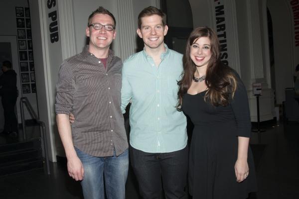 Photo Flash: Rory O'Malley Brings Autobiographical Show PUB CRAWL to Joe's Pub!