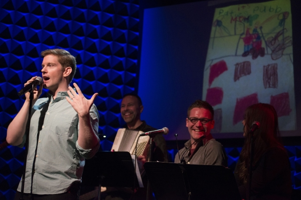 Photo Flash: Rory O'Malley Brings Autobiographical Show PUB CRAWL to Joe's Pub!