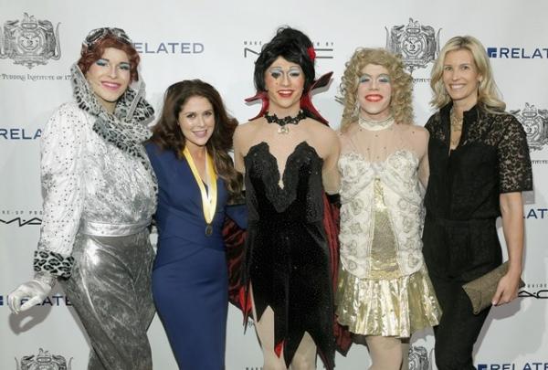 Amanda Lipitz, Sandi Farkas, The Pudding Ladies