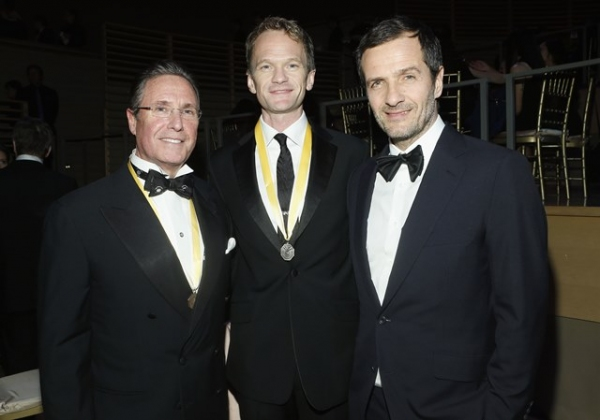 Photo Flash: Hasty Pudding Honors David Heyman; Neil Patrick Harris, Diane Paulus, HEATHERS Cast and More Attend
