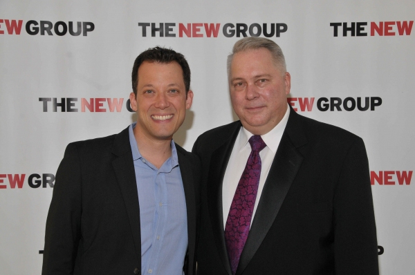 John Tartaglia and Geoff Rich