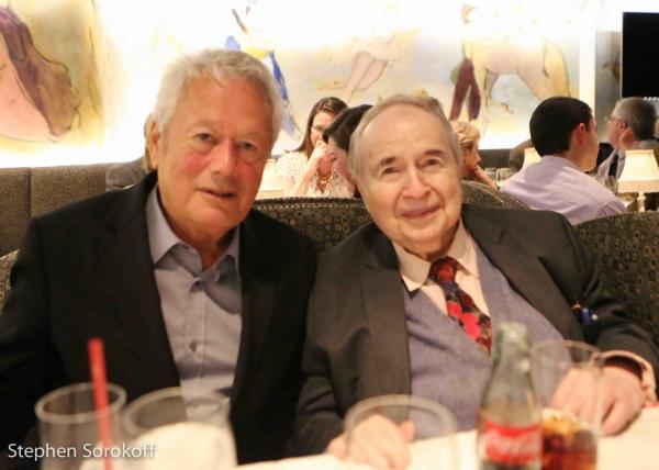Stephen Sorokoff & Joe Franklin