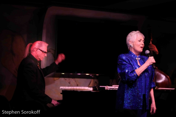 Ron Abel, Musical Director & Shirley Jones Photo