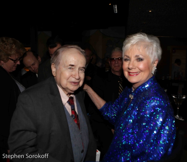 Joe Franklin & Shirley Jones